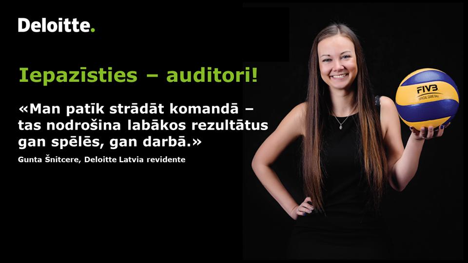 Audit Analyst / Audita Analītiķis